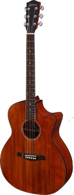 GUITARE ELECTRO-ACOUSTIQUE PCH1-GACE-CLASSIC GRAND AUDITORIUM PACIFIC COAST HIGHWAY