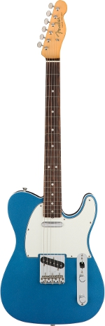 TELECASTER AMERICAN ORIGINAL 60S RW LAKE PLACID BLUE FENDER USA