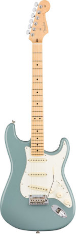 STRATOCASTER AMERICAN PROFESSIONAL MN SONIC GRAY FENDER USA