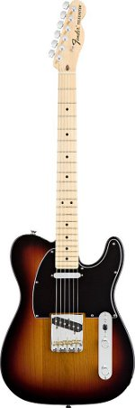 TELECASTER AMERICAN SPECIAL 3 TONS SUNBURST TOUCHE MAPLE FENDER USA