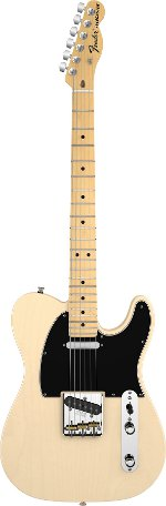 TELECASTER AMERICAN SPECIAL VINTAGE BLONDE TOUCHE MAPLE FENDER USA