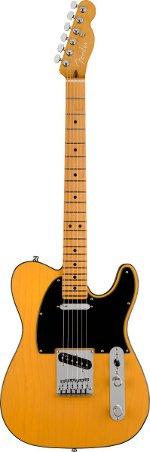 TELECASTER AMERICAN ULTRA (USA, MN) - BUTTERSCOTCH BLONDE
