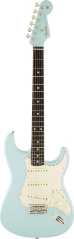 STRATOCASTER MEXICAN SPECIAL EDITION 60S DAPHNE BLUE FENDER