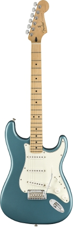 STRATOCASTER PLAYER TIDEPOOL TOUCHE ERABLE FENDER