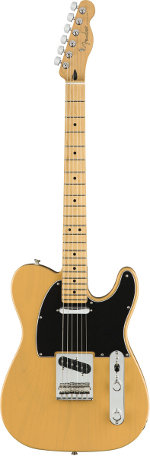 TELECASTER PLAYER BUTTERSCOTCH BLONDE TOUCHE ERABLE FENDER