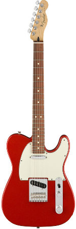 TELECASTER PLAYER SONIC RED