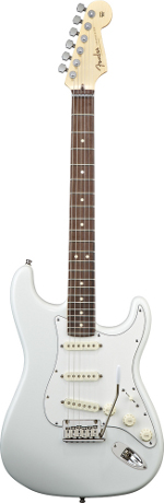 STRATOCASTER JEFF BECK NOS FENDER CUSTOM SHOP