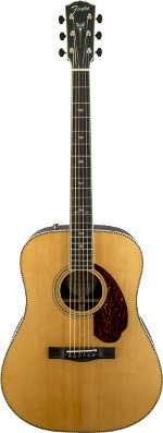 GUITARE ELECTRO-ACOUSTIQUE PARAMOUNT PM-1 DELUXE DREADNOUGHT NATURAL