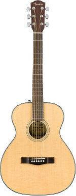 GUITARE ELECTRO-ACOUSTIQUE CT140SENT NATURELLE FENDER
