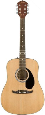 GUITARE ACOUSTIQUE FA125 DREADNOUGHT NATURELLE