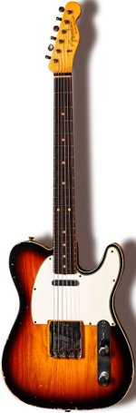 TELECASTER CUSTOM 1961 RELIC FENDER CUSTOM SHOP