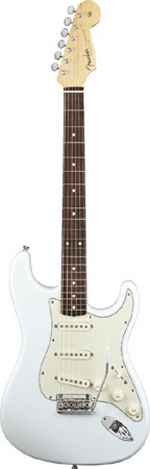 STRATOCASTER CLASSIC PLAYER 60 BLANCHE TOUCHE PALISSANDRE FENDER