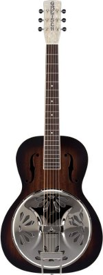 RESONATEUR G9220 BOBTAIL ROUND NECK ELECTRO SUNBURST GRETSCH