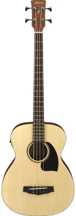 BASSE PF PCBE12-OPN OPEN PORE NATURAL IBANEZ