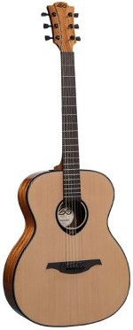 GUITARE ACOUSTIQUE T66A  TRAMONTANE AUDITORIUM NATURELLE LAG