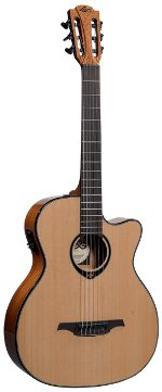 GUITARE CLASSIQUE TN170ACE AUDITORIUM NYLON ELECTRO