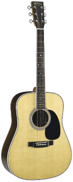 GUITARE ACOUSTIQUE D35 DREADNOUGHT