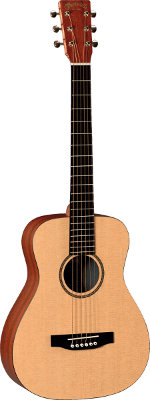 GUITARE ACOUSTIQUE LXM LITTLE