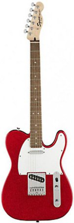 TELECASTER  BULLET FSR Ltd (LAU) RED SPARKLE