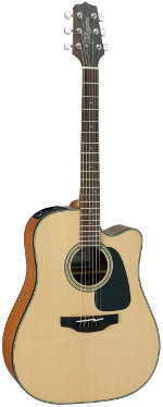 GUITARE ELECTRO-ACOUSTIQUE GD10CENS NATURELLE TAKAMINE
