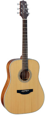 GUITARE ACOUSTIQUE GD20NS CEDRE MASSIF TAKAMINE
