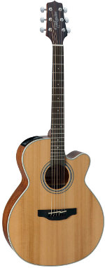 GUITARE ELECTRO-ACOUSTIQUE GN20NS CEDRE MASSIF TAKAMINE