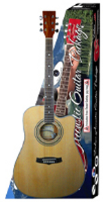 GUITARE ELECTRO-ACOUSTIQUE DISCOVERY TANGLEWOOD