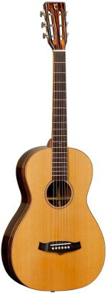 GUITARE ELECTRO-ACOUSTIQUE JPE PARLOR TANGLEWOOD