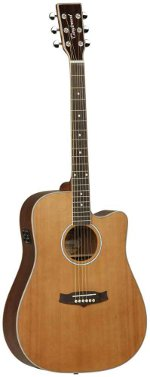 GUITARE ELECTRO-ACOUSTIQUE TW28CSNCE TANGLEWOOD