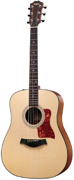 GUITARE ELECTRO-ACOUSTIQUE 110E DREADNOUGHT TAYLOR