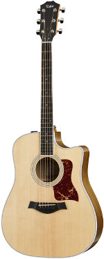 GUITARE ELECTRO-ACOUSTIQUE 410CE ES2 DREADNOUGHT TAYLOR