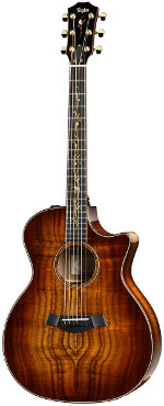 GUITARE ELECTRO-ACOUSTIQUE K24CE ES2 GRAND AUDITORIUM TAYLOR