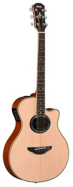GUITARE ELECTRO-ACOUSTIQUE APX700 NT NATURELLE