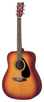 GUITARE ACOUSTIQUE F310 TBS TOBACCO BROWN SUNBURST